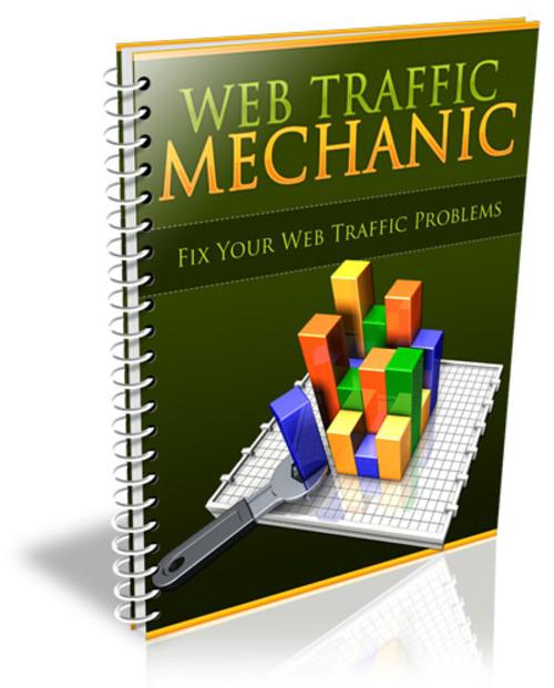 Product picture WebTrafficMechanic
