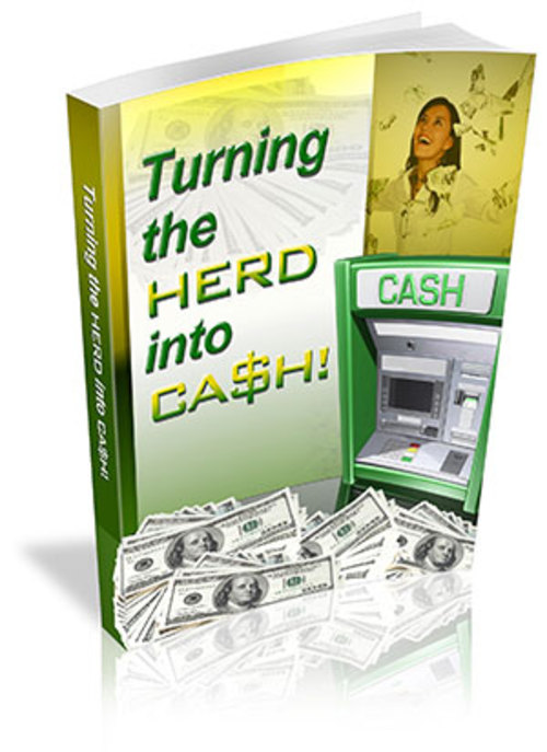 Product picture TurningTheHerdIntoCash