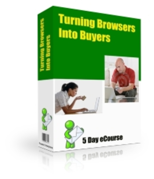 Product picture TurningBrowsersIntoBuyers