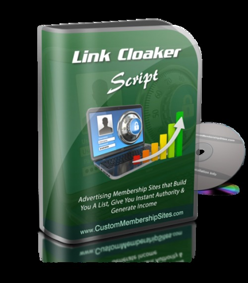 Product picture Link Cloaker Script